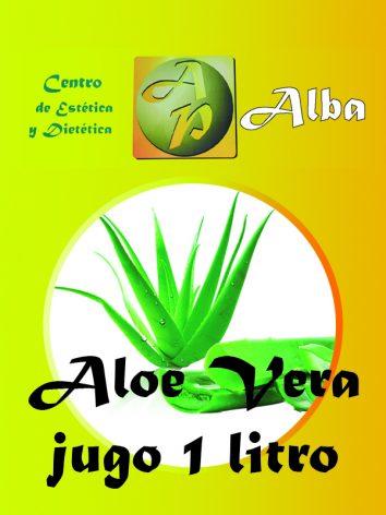 Aloe Vera Jugo 1 L