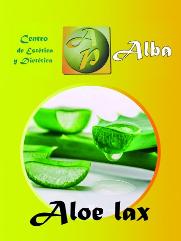 Aloe Lax – 60 caps
