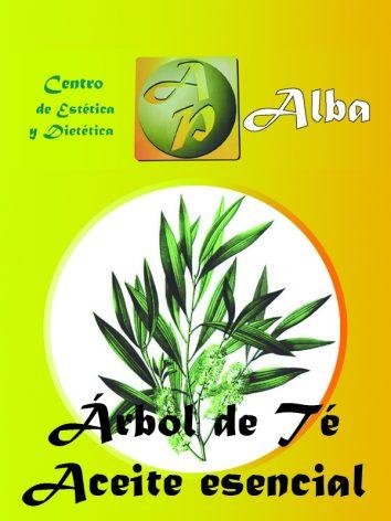 Árbol de Te Aceite esencial 15 ML