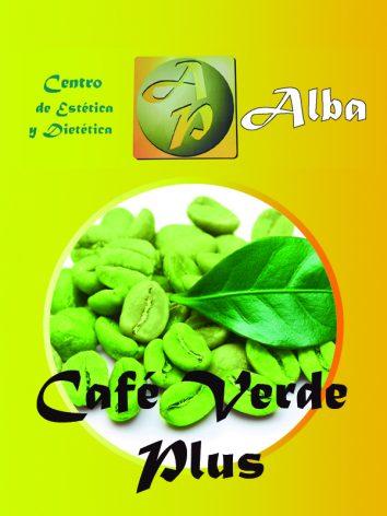 Café Verde Plus Jarabe 500 ML