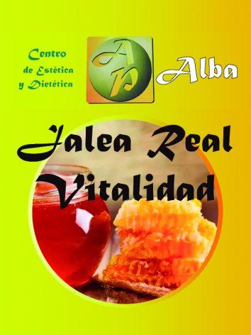 Jalea Real Vitalidad 30 ampollas