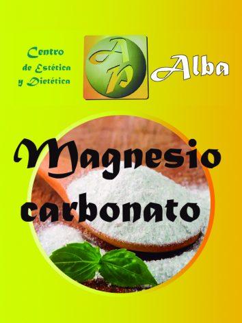 Magnesio Carbonato 200 MG