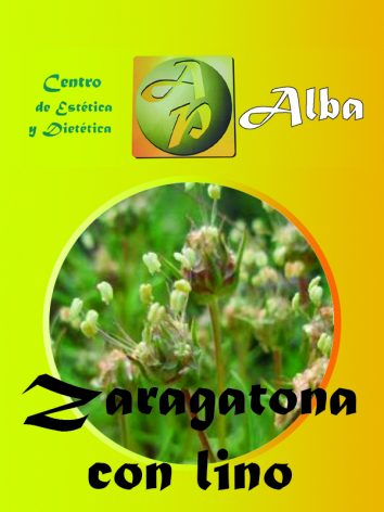 Zaragatona con lino 250 gr