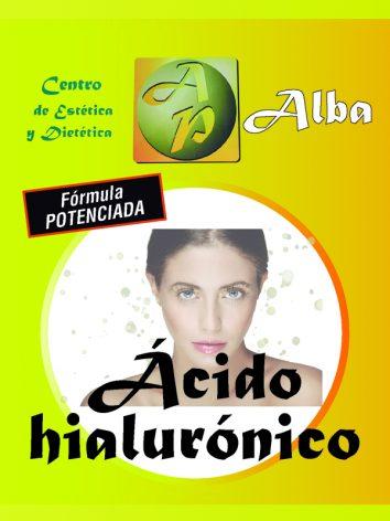 Ácido hialurónico – 60 caps