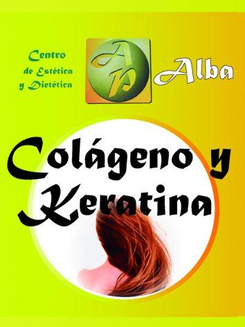 Colágeno con keratina – 60 caps