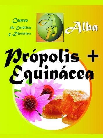 Propoleo + equinacea – 60 caps