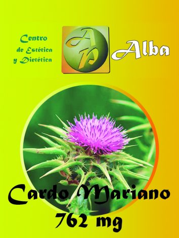 Cardo Mariano 762 mg – 30 caps