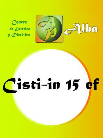 Cisti-in 15 EF