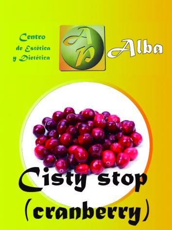 Cisty stop (cranberry) – 30 caps