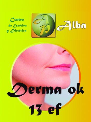 Derma-ok 13 EF