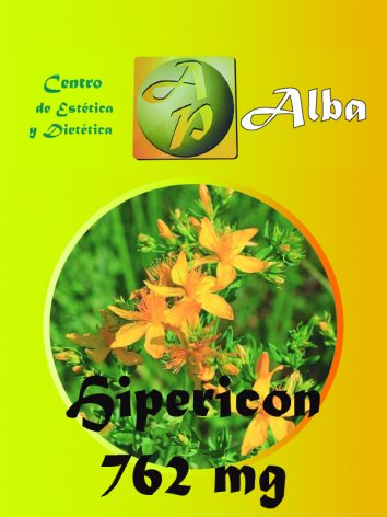 Hipericón 762 mg – 30 caps