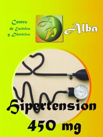Hipertensión 450 mg – 60 caps