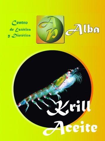 Krill Aceite 60 Perlas