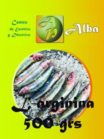 L-arginina – 500 grs