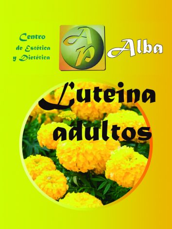 Luteína – adultos