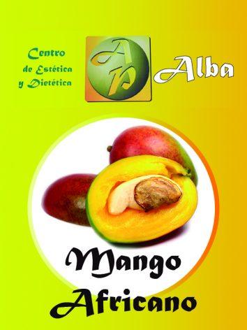 Mango africano – 60 caps