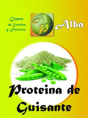 Proteína de guisante 600 gr