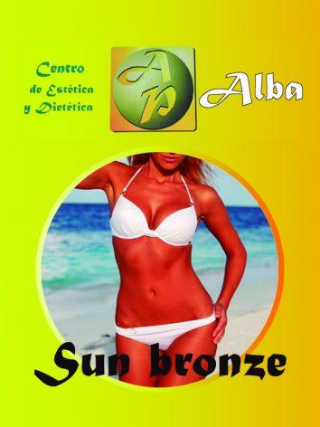 Sun bronze – 60 caps