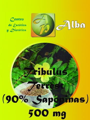 Tribulus Terrest (90% Saponinas) 500 mg – 90 caps