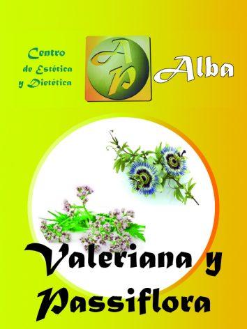 Valeriana y Passiflora – 30 caps